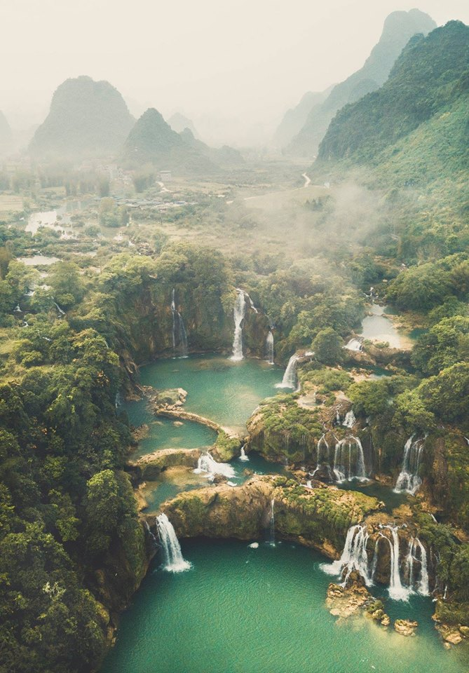 How To Get To Ban Gioc Waterfall