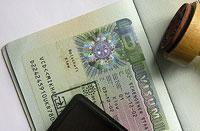vietnam visa stamping