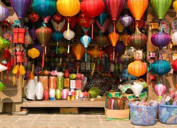 Shopping in Vietnam