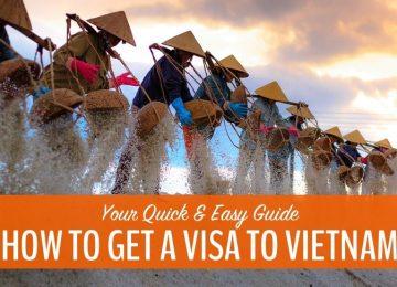 How to get visa to Vietnam?